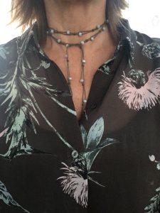 Collar Bisutería Artesanal Paquare