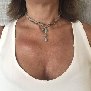 Collar Bisutería Artesanal Cheran